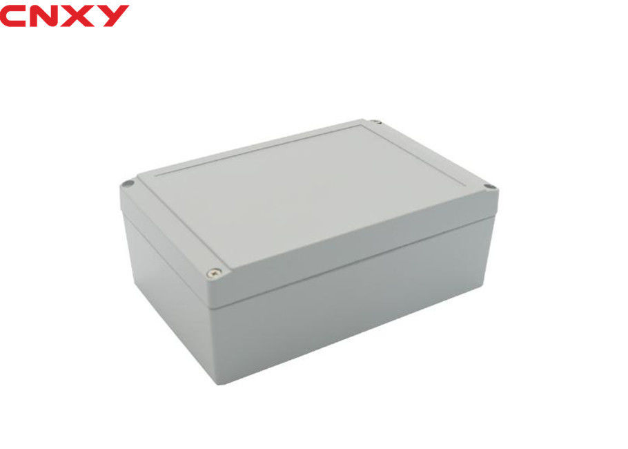 Outdoor Aluminum Junction Box , Cable Connection Box Easy Installation